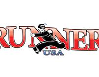 Runners USA Brand Identity