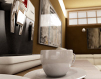 Interior 3d vizualisation
