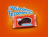 ¿Y tú cómo te comes tu Chocoramo?