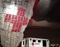 Red Cross (installation design)