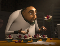 Animated Short Film: Fairy Cake