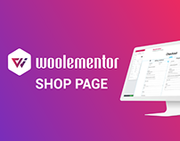 Woolementor | Elementor Addons | Shop Page