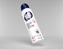 Kick The Tick – Blender product render