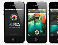 BL!NKS iPhone App