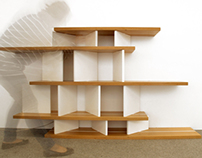 MOOVE / SHELVING SYSTEM / OWN 2011