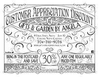 Customer Appreciation Postcard