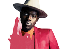 Theophilus London Illustration