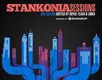 Grooveshark: Stankonia Sessions