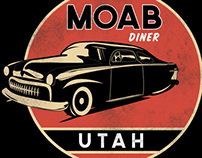 Moab Diner T-shirts