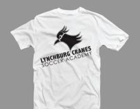 Lynchburg Cranes Logo