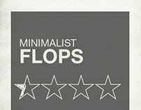 Minimalist Flops -The Worst Movies Ever Made