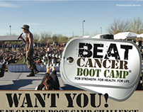Beat Cancer Bootcamp