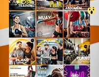 Social Media | Select Fitness