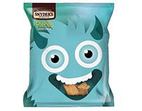 SOH® Halloween Packaging & Character Design