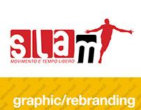 Slam – Brand Identity