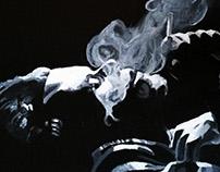 Tom Waits Smoke