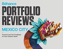 Behance Portfolio Reviews Mexico City / Quetzalcóatl