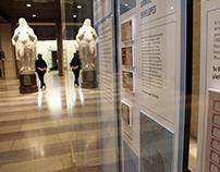 Smithsonian Postal Museum | Franklin Foyer exhibitions