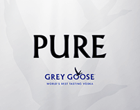 Grey Goose - Pure Vodka