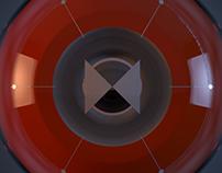 Botón rojo / Amorfs