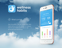 Wellness Habits - Improving Health and Activity Tracker