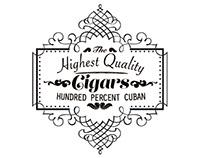 Highest Quality Cigars (Hand drawn)