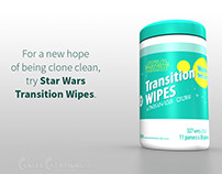 Star Wars Transition Wipes