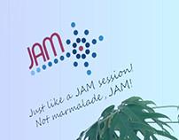 Jam Inc. Corporate Websites