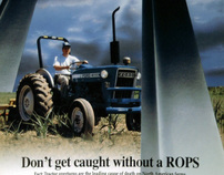 Trade Ad for New Holland