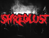 Shredlust - metalband logo