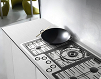 Miele Interactive Gas Cooktop