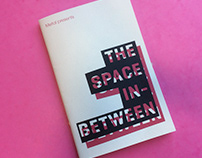 Arts zine for The Space In-Between