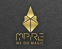 MPIRE Logo&Identity Design