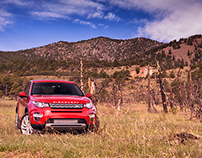 Discover the Discovery Sport