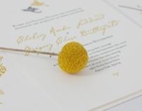 Butterfeild Wedding Invitations