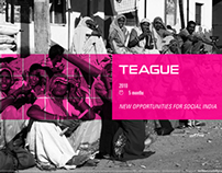 TEAGUE : Opportunities for Social India