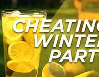 Cheating Winter Facebook Shareable