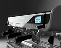 TEOREMA FAEMA - Coffee Machine