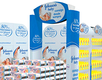 Baby care produts Johnson & Johnson