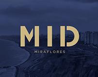 Edifica | Branding proyecto MID