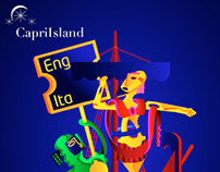 Capri Island App for iPad