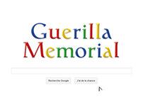 Guerilla Memorial