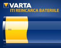 Varta - Iti incarca bateriile