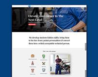 Website Design & Development   Training Institute