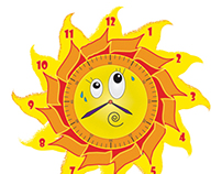 Clocks design for children