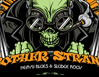 Brother Strange Gig Poster