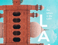 Integration typography in Lahore city