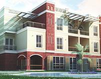 Residential Compound ... Alexandria - Egypt
