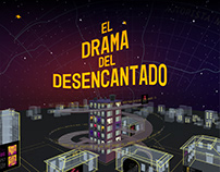 El Drama del Desencantado