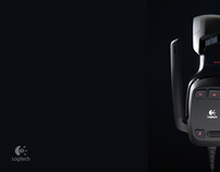 Logitech G35 Surround Sound Gaming Headset